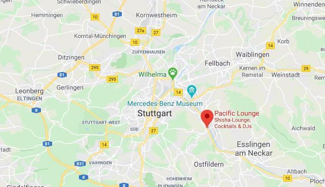 Pacific Lounge Stuttgart