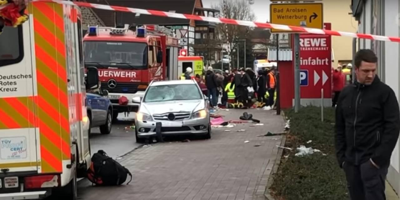 Anschlag In Volkmarsen