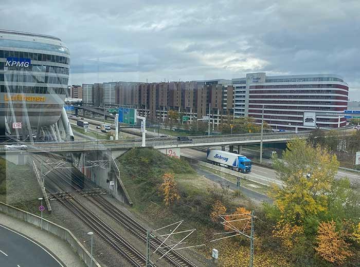 The Squaire - Frankfurt Flughafen